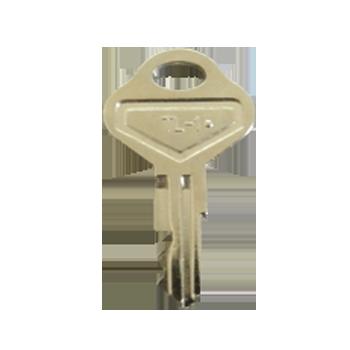 Sharp Xe A301 Cash Drawer Key